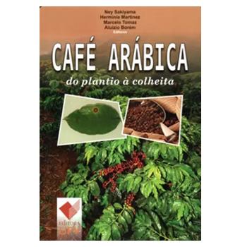 """""""Café arábica do plantio à colheita"""" é tema de livro da Universidade Federal de Viçosa – UFV"""