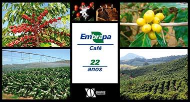 Embrapa Café comemora 22 anos de integração e resultados em prol da cafeicultura brasileira